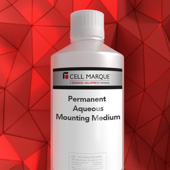 Permanent Aqueous Mounting Medium